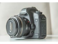 Canon 5d Mark II Low shutter count