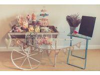 BRISTOL HIRE Sweet Candy Bar Cart