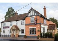 Live In Commis Chef & Waiter/ress for a newly refurbished pub