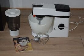 KENWOOD CHEF A901 CAKE/FOOD MIXER INSTRUCTION&RECIPE BOOK