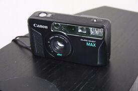 Canon Sureshot camera .