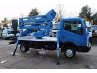 14.5 AND 20 METRE CHERRY PICKERS FOR HIRE