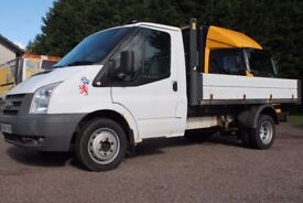 Transit Tipper 2010 Great Condition