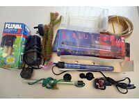 Aquatic Equipment ( Heaters, Filter, Breeding hatchery, etc )