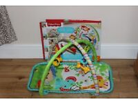 Fisher Price Rainforest Friends 3in1 Musical Activity Centre