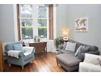 Stunning 2 Bed Ground Floor Flat with Garden - Haymarket - Dalry EH11