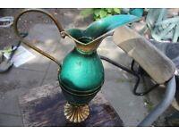 Vintage watering vase