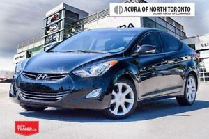 2013 Hyundai Elantra Limited at Accident Free| LOW KM| Bluetooth