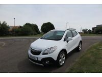 VAUXHALL MOKKA 1.7 EXCLUSIV CDTI,2014,1 Owner,Only 18,000mls,Full Vauxhall Service History,Cruise,