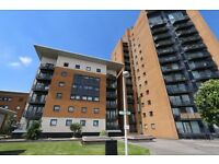 TWO BEDROOM TWO BATHROOM FLAT, E16 2SW, PORTER, PARKING, RIVER VIEWS, FURN OR UNFURN, BALCONY