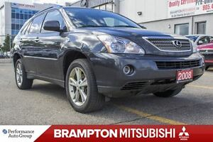 2008 Lexus RX 400H Base|AWD|LEATHER|HYBRID|SUNROOF|CAM