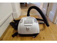 Large Bagged Cylinder Vacuum Cleaner. Argos. Less than 8 months of use