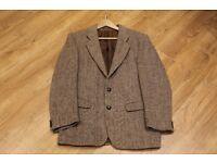 "Men's Harris Tweed Jacket 40"""