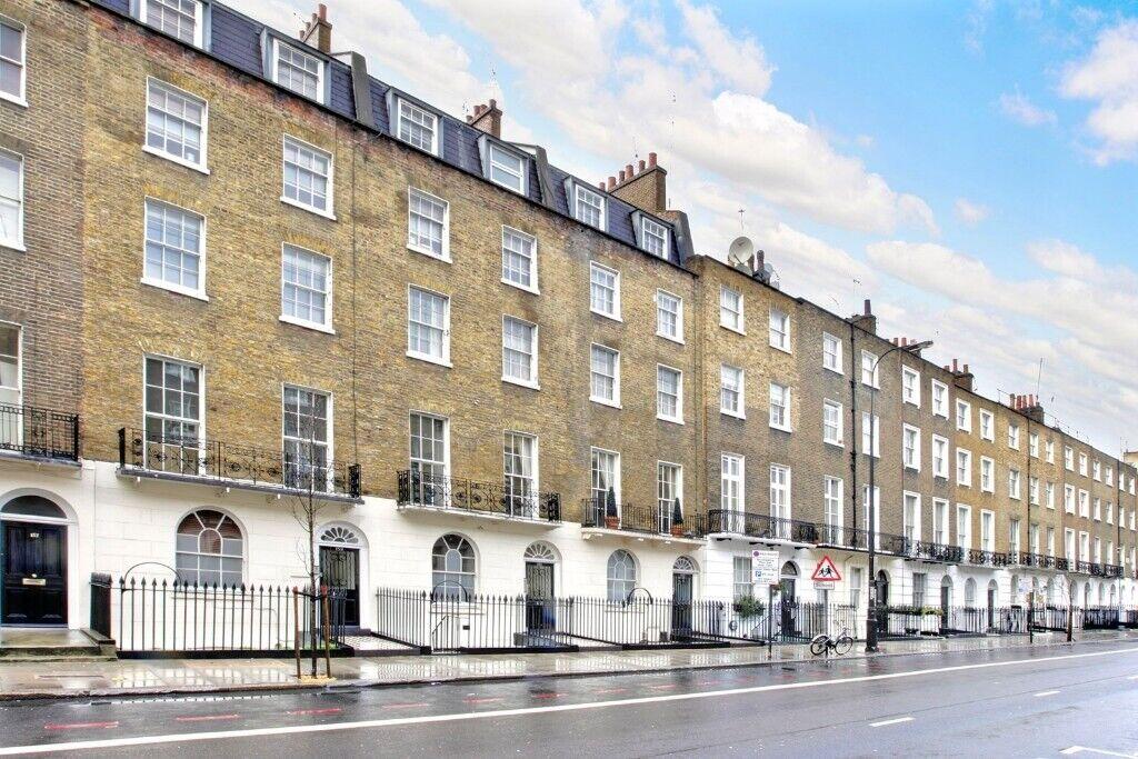 Central Studio For Rent In Marylebone Near Baker Street