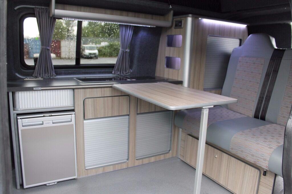 950 VW T5 T6 Campervan SWB Camper profiled Lightweight