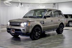 2013 Land Rover Range Rover Sport HSE, Sunroof, Navigation, Back
