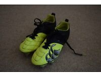 Canterbury rugby boots size 8 UK 42 Euro