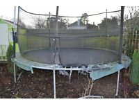 Jumpking 14ft trampoline