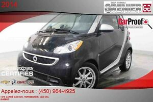 2014 Smart Fortwo Cabriolet Electric Drive Passion *SIÈGES CHAUF