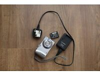 Panasonic Lumix TZ18 Digital Camera - Silver (14.1MP, 16x Optical Zoom) 3.0 inch LCD