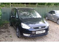 2009 Ford Galaxy Ghia 2.0 TDCi 140 BHP.. Tiptronic Automatic.. Bargain To Clear.. £850..
