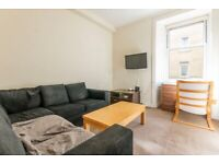 NEWINGTON: Fantastic bright 4 bed HMO flat on Buccleuch Terrace available June 2021