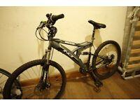 Road bike or mountain bike for sale