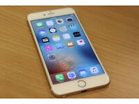 IPHONE 6 PLUS UNLOCKED TO ALL NETWORKS GOOD CONDITION CAN DELIVER