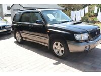 Subaru Forester Turbo 2.0 Sport, 5dr