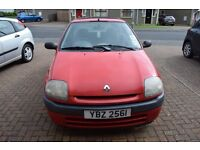 Renault Clio 1.9 D - Easy first car