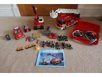 Playmobil Fire assortment