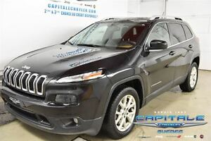 2014 Jeep Cherokee NORTH FWD*9 VITESSES*SIEGES CHAUFFANTS*9 VITE