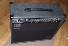 Roland Guitar Amplifier, GK Guitar or jack input, modelling + FX as new condition