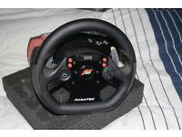 Xbox PS3 PC Fanatec CSR Elite Force Feedback Racing Wheel