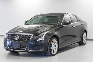 2013 Cadillac ATS Boss Audio/ LE CENTRE DE LIQUIDATION VALLEYFIE
