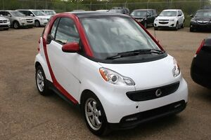 2015 smart fortwo PASSION, S/ROOF, AUTO, A/C, HTD SEATS, ALLOYS