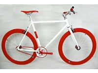 Brand new NOLOGO Aluminium single speed fixed gear fixie bike/ road bike/ bicycles 11f