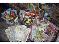 2000AD, Judge Dredd, Rouge Trouper Comics
