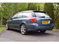 Subaru Legacy 3.0 Spec B, Estate, Manual, £290 Tax, FSH