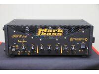 Markbass TTE 500 Bass amp complete with Markbass case