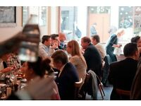 8 Hoxton Square is looking for waiting staff