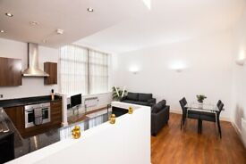 Weekly rent.Luxury One Bedroom Apartment in Central Liverpool *Newly Refurbished