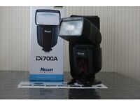 Nissan Di700A Flashgun for Canon