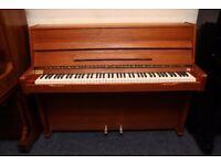 Barratt & Robinson Upright Piano + Stool - M.L Pianos