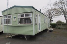 Great Starter Static Caravan At Newton Hall Holiday Park - Cosalt Carlton 37x12ft