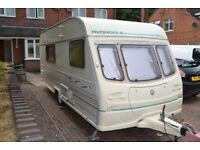 1998 Avondale 515/4 berth with full awning