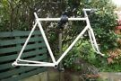 Frame number 11 of only 200 ever made by Reg Harris (Cycles) Ltd, Macclesfield circa 1961.