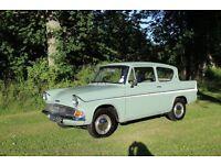 Ford Anglia 105E Deluxe 1967