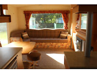 Caravan to rent at Park Resorts Bideford north devon
