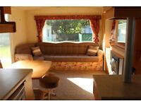 Caravan to rent at Park Resorts Bideford north devon